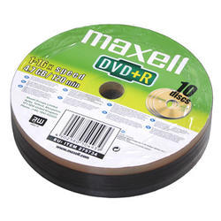 DVD+R MAXELL 4,7GB 16X 10ks/spindel