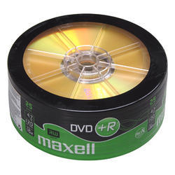 DVD+R MAXELL 4,7GB 16X 25ks/spindel