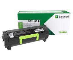 Toner Lexmark MS417,517,617, MX417,517,617 BLACK 8,5K