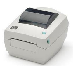 ZEBRA DT PRINTER GC420; 203 DPI, Dispenser, EURO AND UK CORD, EPL, ZPL, USB, SERIAL, CENTRONICS PARALLEL