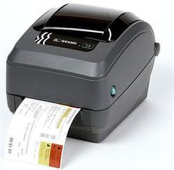 ZEBRA TT PRINTER GX430T; 300DPI, EURO AND UK CORD, EPL2, ZPL II, USB, SERIAL, CENTRONICS PARALLEL