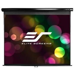 ELITE SCREENS plátno roleta 84´ (213,4 cm)/ 16:9/ 104,6 x 185,9 cm/ Gain 1,1/ case čierny