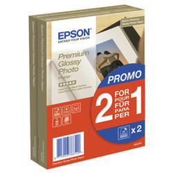 papier EPSON Glossy Photo Paper 255g A6 2x40ks