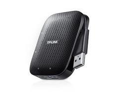 USB HUB TP-LINK UH400 4 porty USB 3.0 , portable , no power adapter needed