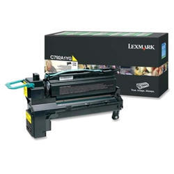 toner Lexmark C792 X792 yellow (6.000 str)