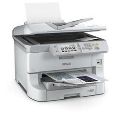 MFP atrament EPSON WorkForce Pro WF-8590DTWF, A3+, Ethernet, DUPLEX, ADF, Fax, Wifi