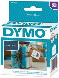 rolka DYMO S0929120 Square Multipurpose Labels 25x25mm