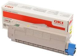 toner OKI C612 yellow