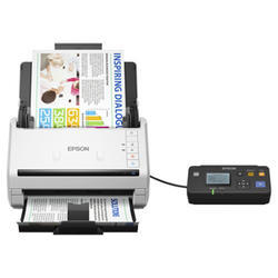 skener EPSON WorkForce DS-530N, A4, USB, Ethernet, ADF, duplex