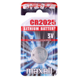 Batérie Maxell CR2025 Micro Lithium Cell 5ks Blister