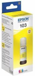 kazeta EPSON ecoTANK 103 Yellow - 65 ml (7.500 str)