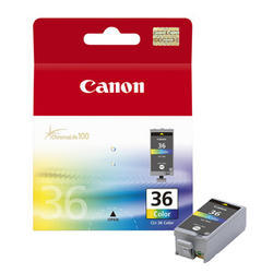 kazeta CANON CLI-36 color PIXMA iP100/iP110, mini 260