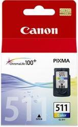 kazeta CANON CL-511C color MP240/250/260/270/490, iP 2700