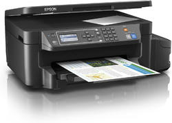 Epson L605, A4 color, WiFi, LAN, Duplex