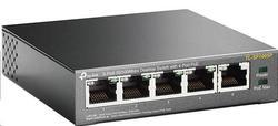 TP-Link TL-SF1005P - PoE switch, 5xLAN/4xPoE, 58W