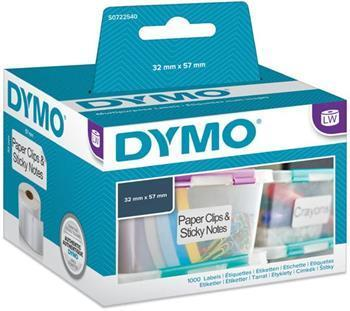 rolka DYMO 11354 Multipurpose Labels 57x32mm