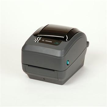 ZEBRA TT PRINTER GX420T; 203DPI, EURO AND UK CORD, EPL2, ZPL II, USB, SERIAL, ETHERNET, CUTTER - LINER AND TAG