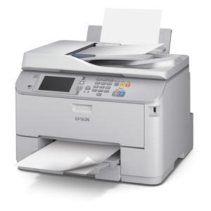 MFP atrament EPSON WorkForce Pro WF-6090DW, A4, duplex, LAN, Wifi, NFC, PDL